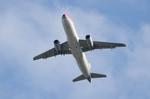 パンダさんが、成田国際空港で撮影した中国東方航空 A320-232の航空フォト(写真)