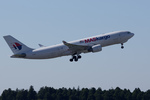 xxxxxzさんが、成田国際空港で撮影したマレーシア航空 A330-223Fの航空フォト(飛行機 写真・画像)