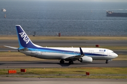 Frightmenさんが、羽田空港で撮影した全日空 737-881の航空フォト(飛行機 写真・画像)