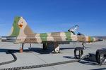 Scotchさんが、ファロン海軍航空ステーションで撮影したアメリカ海軍 F-5N Tiger IIの航空フォト(写真)
