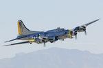 Scotchさんが、ネリス空軍基地で撮影したLiberty Foundation Inc. B-17G Flying Fortressの航空フォト(写真)