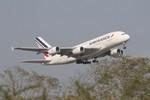 多楽さんが、成田国際空港で撮影したエールフランス航空 A380-861の航空フォト(写真)