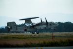 カヤノユウイチさんが、米子空港で撮影した航空自衛隊 E-2C Hawkeyeの航空フォト(飛行機 写真・画像)