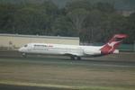 Boeing9さんが、ケアンズ空港で撮影したカンタスリンク 717-231の航空フォト(飛行機 写真・画像)
