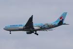 SKYLINEさんが、成田国際空港で撮影した大韓航空 A330-223の航空フォト(飛行機 写真・画像)