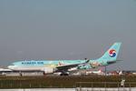 matsuさんが、成田国際空港で撮影した大韓航空 A330-223の航空フォト(写真)