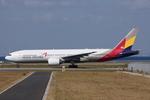 WING_ACEさんが、関西国際空港で撮影したアシアナ航空 777-28E/ERの航空フォト(飛行機 写真・画像)
