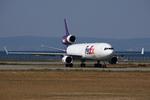 WING_ACEさんが、関西国際空港で撮影したフェデックス・エクスプレス MD-11Fの航空フォト(飛行機 写真・画像)