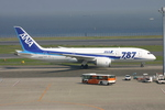 アイスコーヒーさんが、羽田空港で撮影した全日空 787-8 Dreamlinerの航空フォト(飛行機 写真・画像)