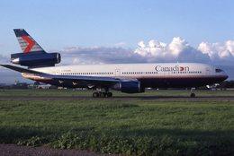 md11jbirdさんが、名古屋飛行場で撮影したカナディアン航空 DC-10-30/ERの航空フォト(飛行機 写真・画像)