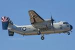 Scotchさんが、厚木飛行場で撮影したアメリカ海軍 C-2A Greyhoundの航空フォト(飛行機 写真・画像)