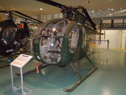 はみんぐばーどさんが、石川県立航空プラザで撮影した陸上自衛隊 OH-6Jの航空フォト(飛行機 写真・画像)