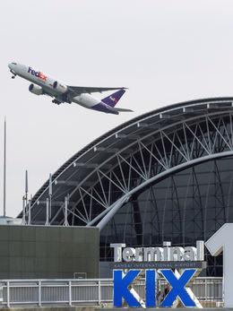 うえぽんさんが、関西国際空港で撮影したフェデックス・エクスプレス 777-F28の航空フォト(写真)