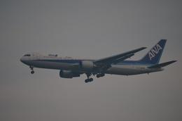 JALWAYSさんが、スワンナプーム国際空港で撮影した全日空 767-381/ERの航空フォト(飛行機 写真・画像)