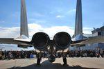 パンダさんが、入間飛行場で撮影した航空自衛隊 F-15DJ Eagleの航空フォト(写真)