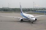 hononostrategistさんが、広州白雲国際空港で撮影した全日空 737-781の航空フォト(写真)