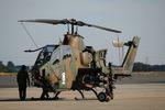 パンダさんが、入間飛行場で撮影した陸上自衛隊 AH-1Sの航空フォト(飛行機 写真・画像)