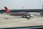 ヨルダンさんが、成田国際空港で撮影したターキッシュ・エアラインズ 777-3F2/ERの航空フォト(写真)