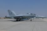 Scotchさんが、ファロン海軍航空ステーションで撮影したアメリカ海軍 F/A-18D Hornetの航空フォト(写真)