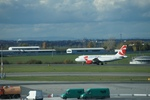 m-takagiさんが、ヴァーツラフ・ハヴェル・プラハ国際空港で撮影したチェコ航空 A319-112の航空フォト(飛行機 写真・画像)