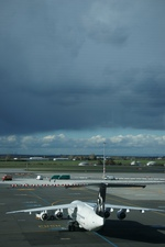 m-takagiさんが、ヴァーツラフ・ハヴェル・プラハ国際空港で撮影したスイスインターナショナルエアラインズ Avro 146-RJ100の航空フォト(飛行機 写真・画像)