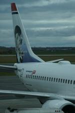 m-takagiさんが、ヴァーツラフ・ハヴェル・プラハ国際空港で撮影したノルウェー・エアシャトル 737-86Nの航空フォト(飛行機 写真・画像)