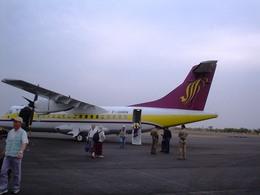 Guwapoさんが、ニャウンウー空港で撮影したマンダレー航空 ATR-42-320の航空フォト(飛行機 写真・画像)