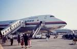 シグナス01さんが、羽田空港で撮影した日本航空 747SR-46の航空フォト(飛行機 写真・画像)