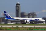 エアポートひたちさんが、羽田空港で撮影した全日空 787-8 Dreamlinerの航空フォト(飛行機 写真・画像)