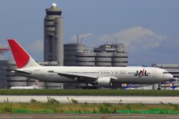 エアポートひたちさんが、羽田空港で撮影した日本航空 767-346の航空フォト(飛行機 写真・画像)