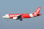 成田国際空港 - Narita International Airport [NRT/RJAA]で撮影されたエアアジア・ジャパン - AirAsia Japan [JW/WAJ]の航空機写真