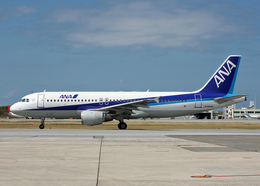 Bokuranさんが、那覇空港で撮影した全日空 A320-211の航空フォト(飛行機 写真・画像)