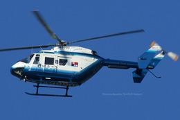 Scotchさんが、岐阜基地で撮影した中日新聞社 BK117C-1の航空フォト(飛行機 写真・画像)