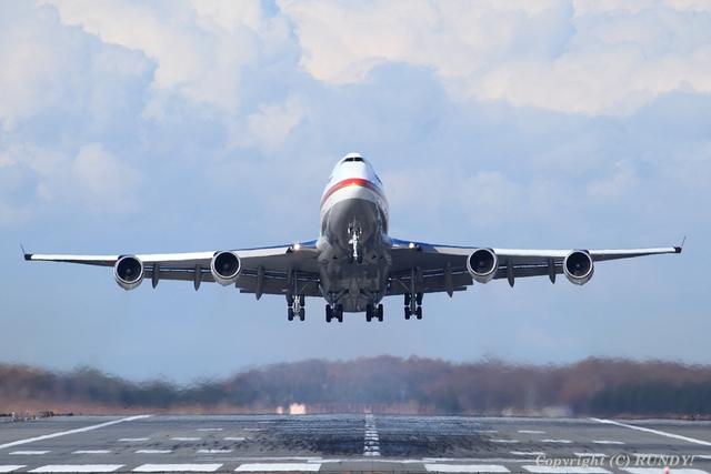 RUNDY!さんが、千歳基地で撮影した航空自衛隊 747-47Cの航空フォト(飛行機 写真・画像)