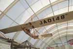 kanadeさんが、所沢航空発祥記念館で撮影した日本法人所有 Hato K-14の航空フォト(写真)