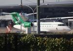 エアーワンさんが、成田国際空港で撮影したトルクメニスタン政府の航空フォト(写真)