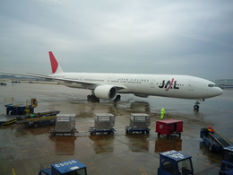 Y.Hさんが、オヘア国際空港で撮影した日本航空 777-346/ERの航空フォト(飛行機 写真・画像)