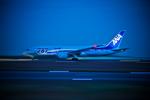カヤノユウイチさんが、岡山空港で撮影した全日空 787-8 Dreamlinerの航空フォト(飛行機 写真・画像)