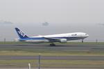 chalk2さんが、羽田空港で撮影した全日空 777-281の航空フォト(写真)
