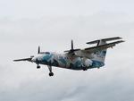 aquaさんが、伊丹空港で撮影した天草エアライン DHC-8-103Q Dash 8の航空フォト(写真)
