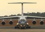 ふじいあきらさんが、広島空港で撮影したヴォルガ・ドニエプル航空 Il-76TDの航空フォト(飛行機 写真・画像)