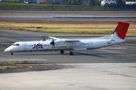 Kuuさんが、伊丹空港で撮影した日本エアコミューター DHC-8-402Q Dash 8の航空フォト(飛行機 写真・画像)