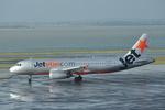 snow_shinさんが、オークランド空港で撮影したジェットスター A320-232の航空フォト(写真)