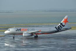 snow_shinさんが、オークランド空港で撮影したジェットスター A320-232の航空フォト(飛行機 写真・画像)