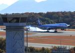 ふじいあきらさんが、広島空港で撮影した全日空 777-381の航空フォト(写真)