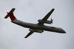 Kuuさんが、伊丹空港で撮影した日本エアコミューター DHC-8-402Q Dash 8の航空フォト(写真)