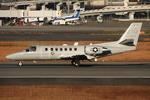 WING_ACEさんが、伊丹空港で撮影したアメリカ海兵隊 UC-35D Citation Encore (560)の航空フォト(飛行機 写真・画像)