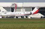 エアーワンさんが、成田国際空港で撮影したイー・アイ・デュポン・ド・ヌムール・アンド・カンパニー G-IV Gulfstream IV-SPの航空フォト(写真)