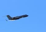 ふじいあきらさんが、広島空港で撮影した航空自衛隊 U-4 Gulfstream IV (G-IV-MPA)の航空フォト(写真)