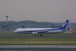 meijeanさんが、名古屋飛行場で撮影した全日空 767-381の航空フォト(写真)